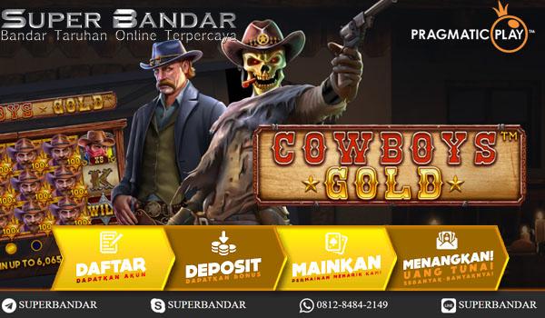 Cowboys Gold™ Pragmatic