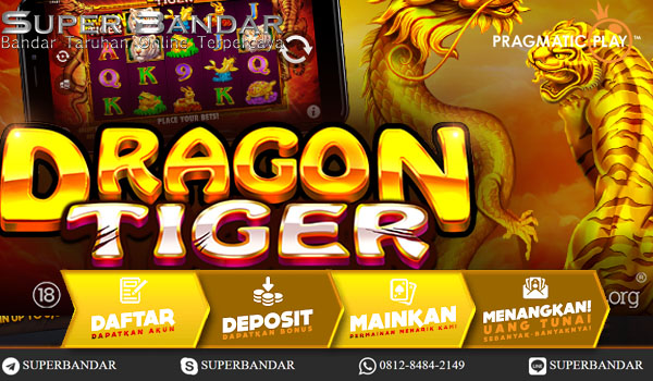 Dragon Tiger Slot Pragmatic