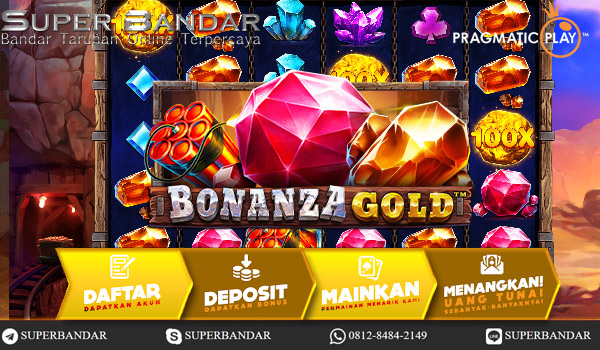 Bonanza Gold™ Slot Pragmatic