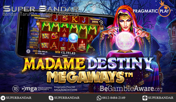 Madame Destiny Megaways™ Pragmatic