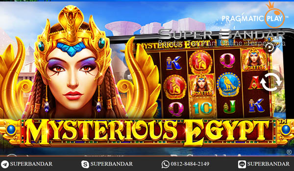 Mysterious Egypt™ Slot Pragmatic